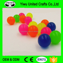 High Quality Wholesale High Rubber Clear Bouncing Ball kids bouncing balls