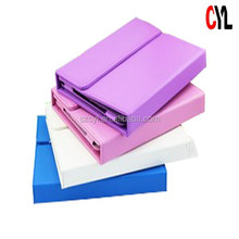 Bluetooth keyboard leather case for ipad 5 / Leather case for ipad 5 / New phone case for ipad 5