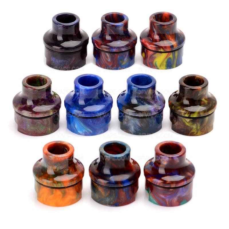 china products tfv8 kennedy 528 tips drip tip delrin best 510 drip tip epoxy resin material