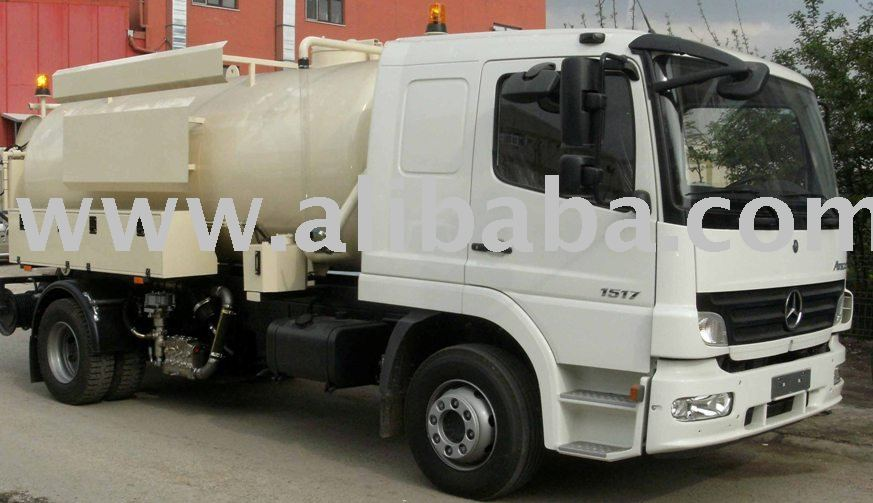 Cleaning Truck - Sewage Vacuum & Cleaning Truck