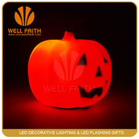 Trick Or Treating! Halloween Pumpking Lights, Gift & Decoration
