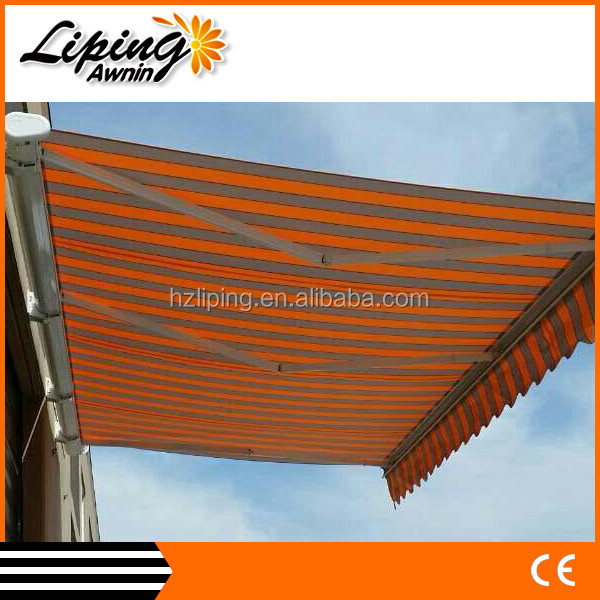 electrical patio awning
