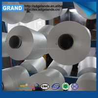 China Manufacture Twisted Polyester Yarn For Weaving