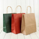 China factory supply takeaway food paper bag
