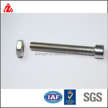 long stainless steel smoothly allen bolt+nut M8