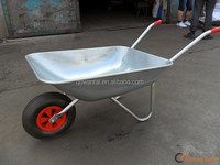 WB4024A easy to assemble lightweight wheelbarrow wheel
