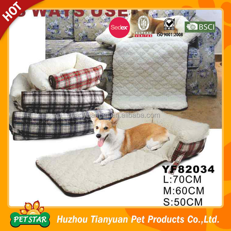 New Design Fancy Extra Large Dog Bed Luxury