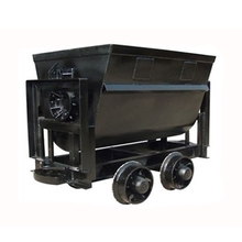 KFU Bucket-tipping mine cart,mining equipment for sale