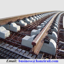 Railroad Steel Rail For Passenger Rail Track