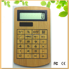 best business gifts 2015,china gift item,alibaba express in electronics 8 digital mini bamboo calculator factory price directly