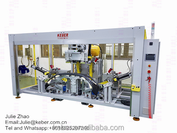 Auto Bumper Ultrasonic Plastic Welding Equipment Manufacturer