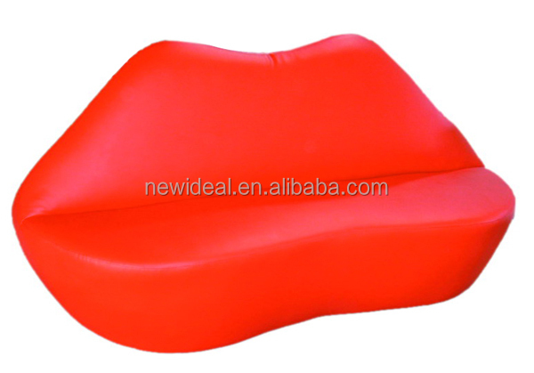 red hot lip chair (NY1206)