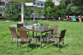 homebase patio furniture rattan outdoor furniture bar tables and chairs dining room set metal furniture