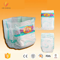 Good quality new printed cute disposable child diaper factory in china