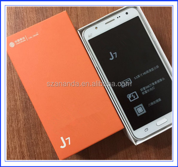 Wholesale J7 Mobile Phone 100% Orginal smart phone