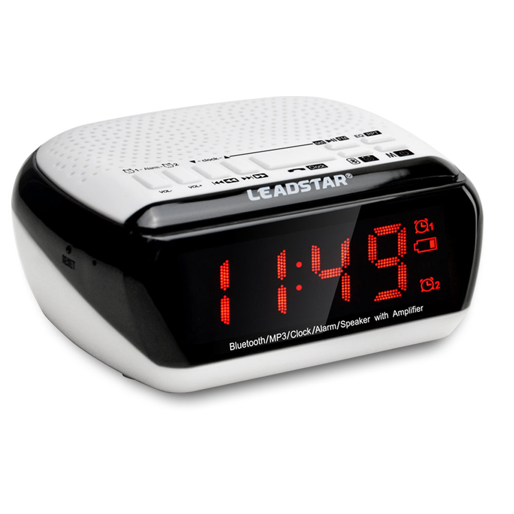 High Quality automatically music playing alarm clocks for kids