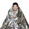 First aid Wholesale Thermal Foil Blanket for Camping rescue(EF-006)