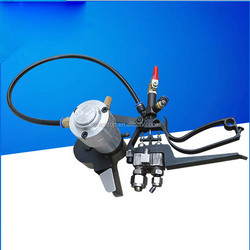 supply fiberglass spray gun and insulation machines for sale