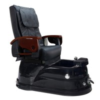 Hot sell fashion design salon massage spa pedicure chairs