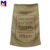 High quality linen christmas sack christmas storage bag