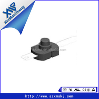 SPST momentary flashlight switch push button switch box from china supplier