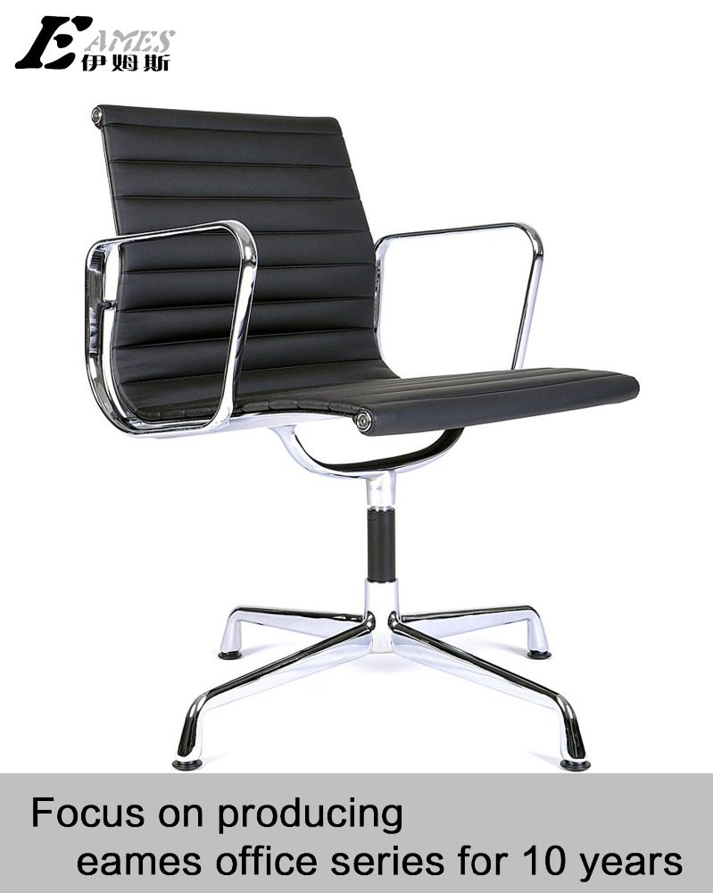 Charles Emes Ribbed Conference EA 108 Emes Chair Executive office chair