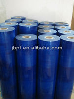 hot blue film laser cutting film for stainless steel