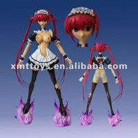 Resin Anime Figurines As Toy Hobby