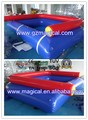 Indoor inflatable water pool inflatable pool for water balls