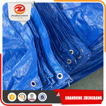 China Leading Technology Blue Pe waterproof Tarpaulin For Truck