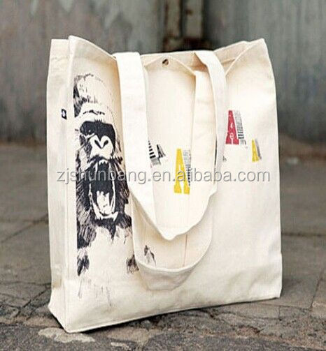 cotton linen bag/ 100 cotton canvas bags/ custom cotton bags drawstring