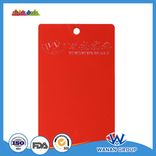 Exterior Paint Color Red With Smooth Surface Finish