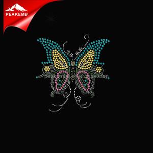 Rhinestone Transfer Butterfly Design d5fe563bec2d