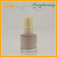 8ml professional glass nail polish bottle factory supply