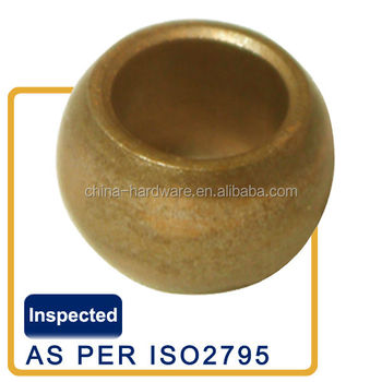 Bronze Sintered Bushings,spherical fan bushing electric motor bushing
