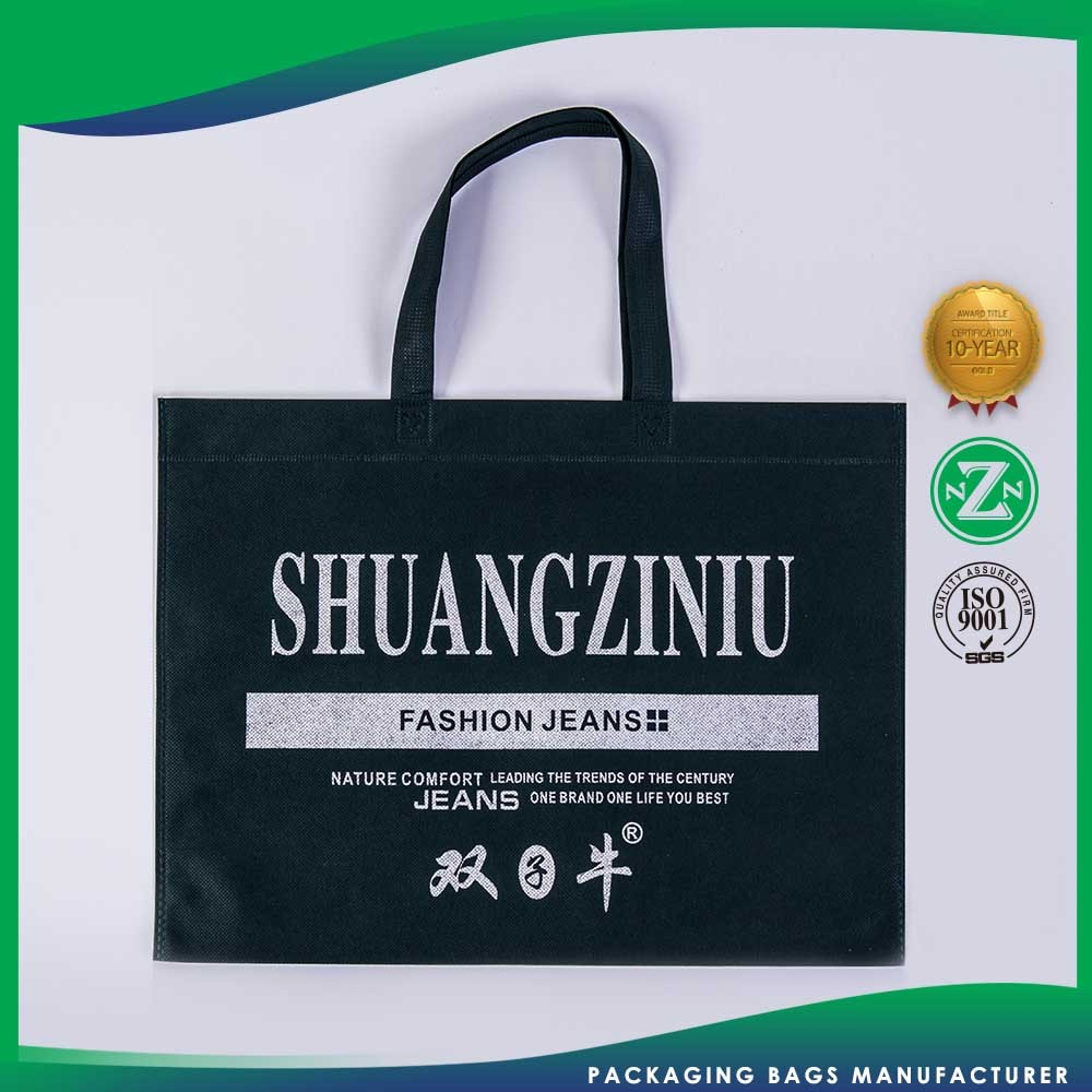 Lowest Price Newest Customized Oem Non Woven Polyethylene Shopping Bag