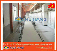 Drywall manufacturing machine/ SMALL CONTRCUTION EQUIPMENT