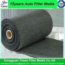 auto car Activated Carbon air filter, Air filter material