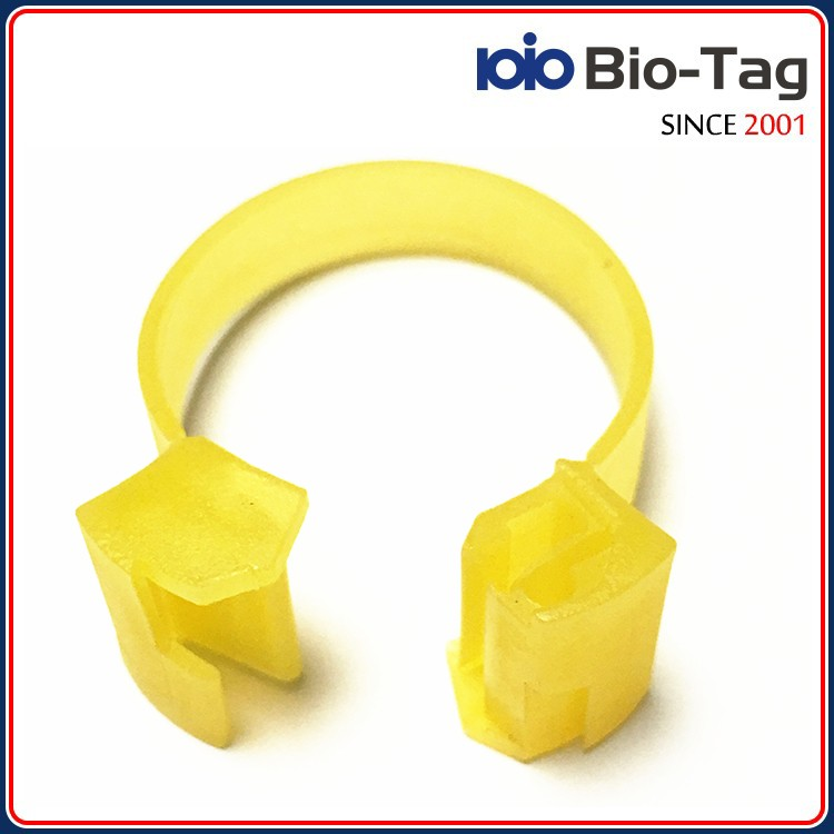 Competitive R&D Team ICAR Authorized LF Low Frequency 134.2khz chicken foot ring