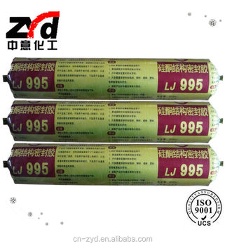 Silicone Structural Sealant Neutral Silicone Sealant for Curtain Wall