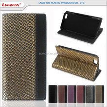 Fish scale glitter bling flip leather phone case cover for Samsung Galaxy Note S C A J E ON edge mini plus 1 2 3 4 5 6 7 8 9