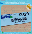 Printed Aluminum Barcode Tag With Series Number