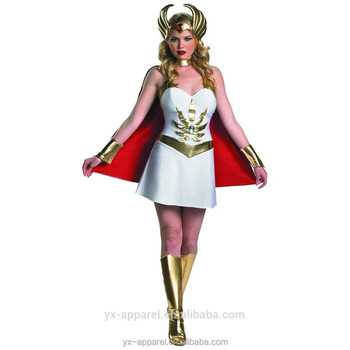 adult sexy women halloween carnival costume warrior character cosplay