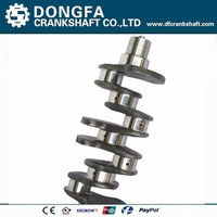 Hot sale China made diesel spare crankshaft for motorcycle