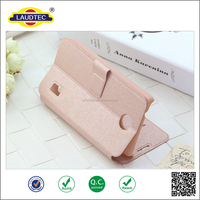 Leather wallet book pocket phone case for Huawei Y636