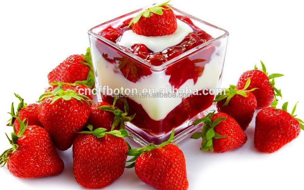 Strawberry Flavor for Beverage and Food Manufacturer