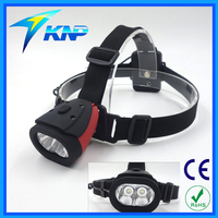 NEW Bright Dry Battery Powered Light LED Headlamp