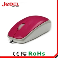 New drivers usb mini optical mouse with different color