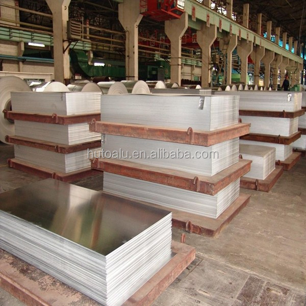 A5083 5052 Aluminium Sheet Metal For Boat Floor and Building Materials