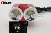 The Wolf Eyes Bicycle Headlights Cree T6 Led Animal Headlamps